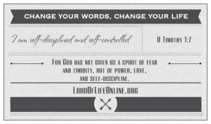 change your words 4
