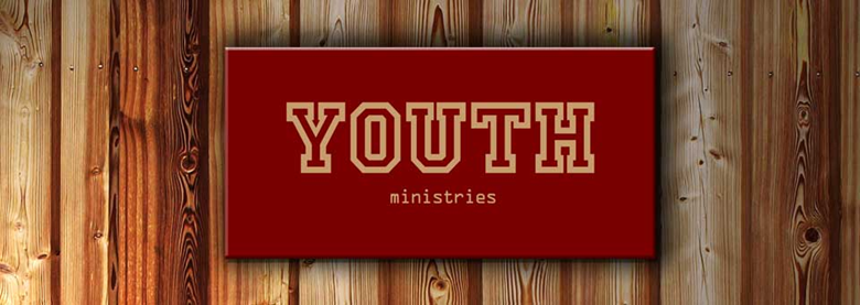 youth ministries web banner