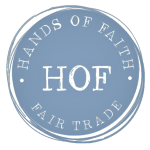 Hands of Faith Fair Trade Logo